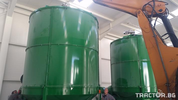 Машини за лозя / овошки Сушилни за орехи и лешници FACMA 2