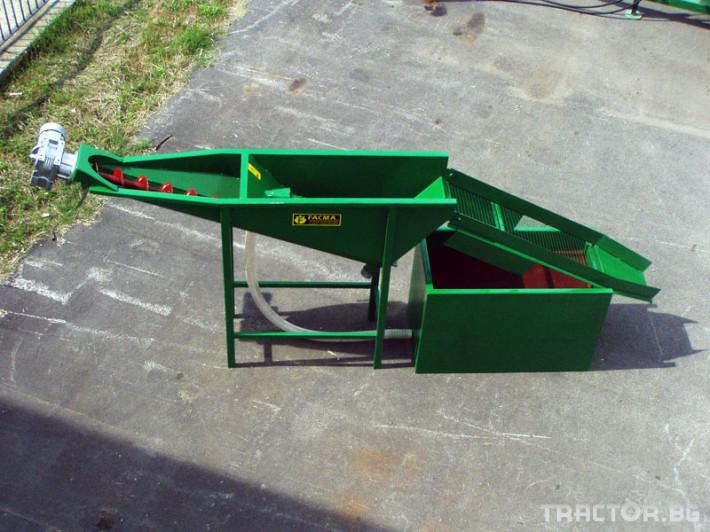 Машини за лозя / овошки Резервоар за изплакване FACMA 0