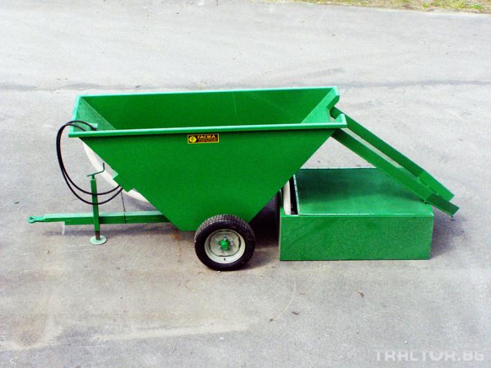 Машини за лозя / овошки Резервоар за изплакване FACMA 2