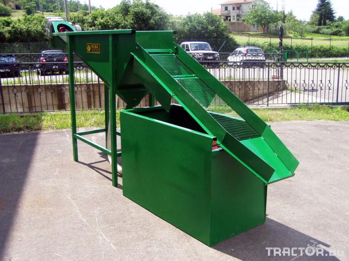 Машини за лозя / овошки Резервоар за изплакване FACMA 1