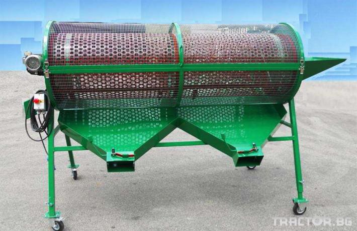 Машини за лозя / овошки Калибрираща машина за черупкови плодове FACMA 0