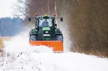 Гребло за почистване на сняг марка BEMA Serie 1100