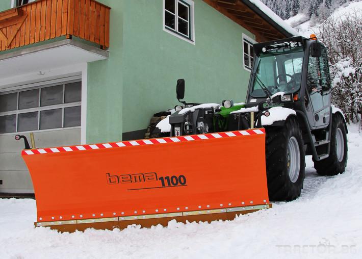 Техника за почистване Гребло за почистване на сняг марка BEMA Serie 1100 0
