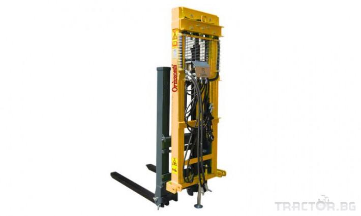 Машини за лозя / овошки Вилкоповдигач ORIZZONTI  DUPLEX THU GV 0