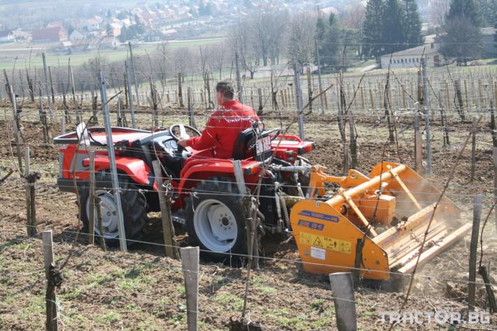 Фрези Копачна машина SELVATICI модел 120.45 3 - Трактор БГ