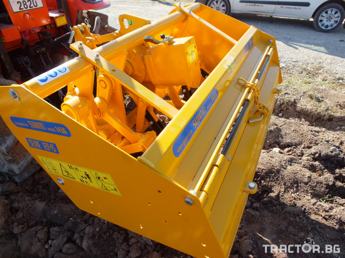 Фрези Копачна машина SELVATICI модел 120.45 0 - Трактор БГ