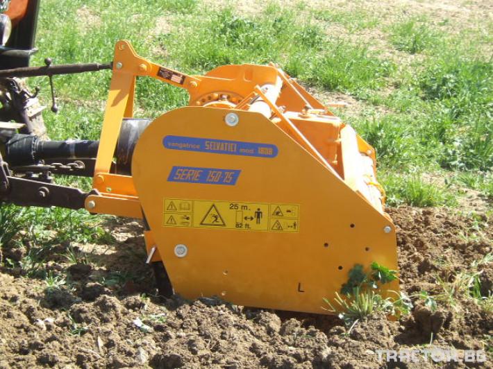 Фрези Копачна машина SELVATICI модел 150.75 0