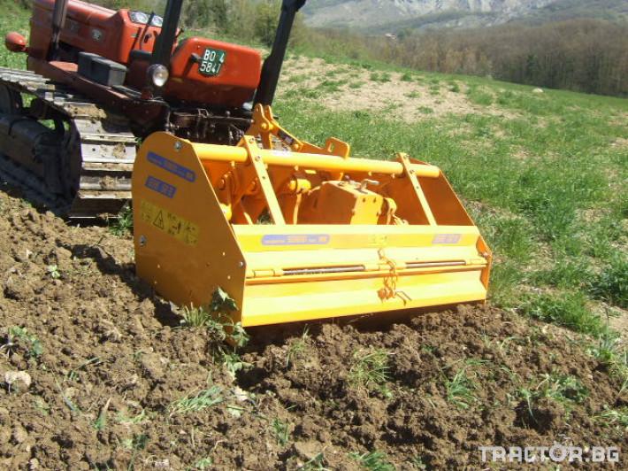 Фрези Копачна машина SELVATICI модел 150.75 3