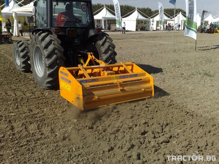Фрези Копачна машина SELVATICI модел 120.80 3 - Трактор БГ