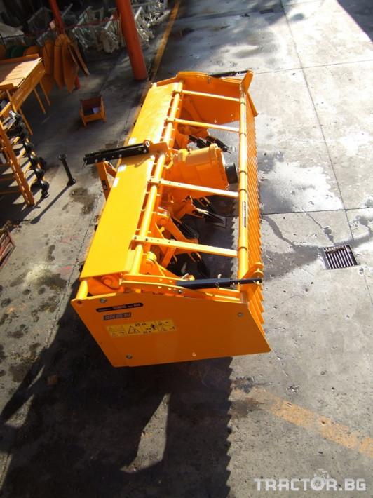 Фрези Копачна машина SELVATICI модел 180.350 0 - Трактор БГ