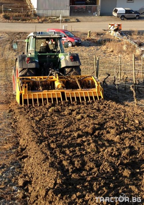 Фрези Копачна машина SELVATICI модел 180.350 1 - Трактор БГ