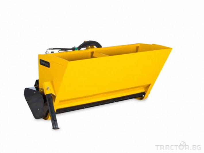 Техника за почистване Лугоразпръсквачи Trejon Optimal модел SP 8 - Трактор БГ