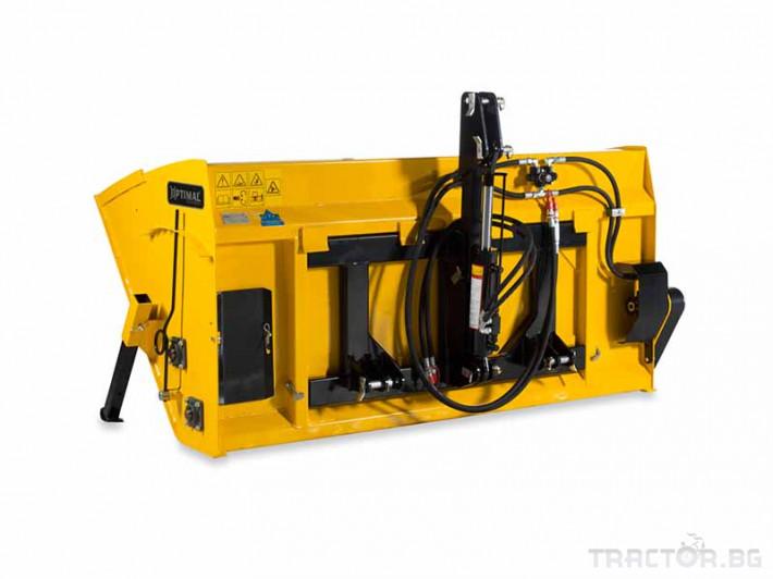 Техника за почистване Лугоразпръсквачи Trejon Optimal модел SP 11 - Трактор БГ