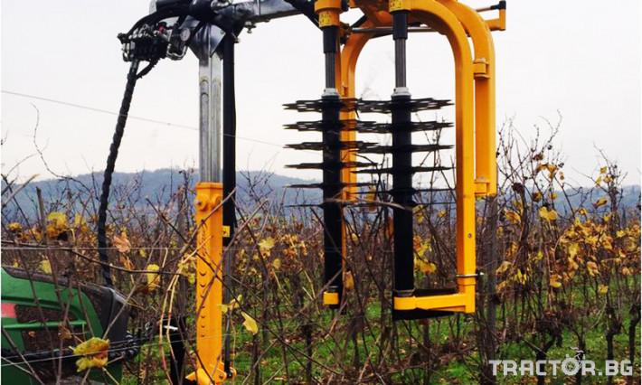 Машини за лозя / овошки Машина за зимна контурна резитба ORIZZONTI модел PFDR 3