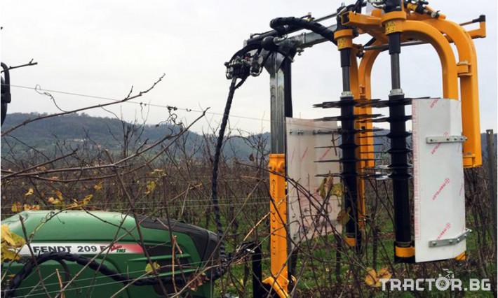 Машини за лозя / овошки Машина за зимна контурна резитба ORIZZONTI модел PFDR 0
