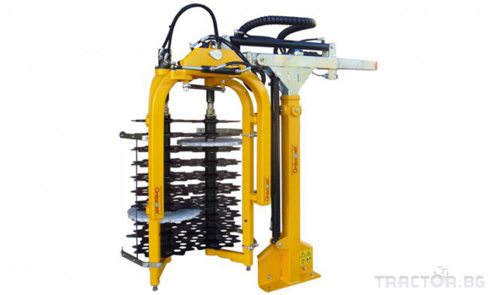 Машини за лозя / овошки Машина за зимна контурна резитба ORIZZONTI модел PFD 1 - Трактор БГ