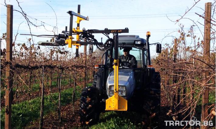Машини за лозя / овошки Машина за зимна контурна резитба ORIZZONTI модел CPF60 0