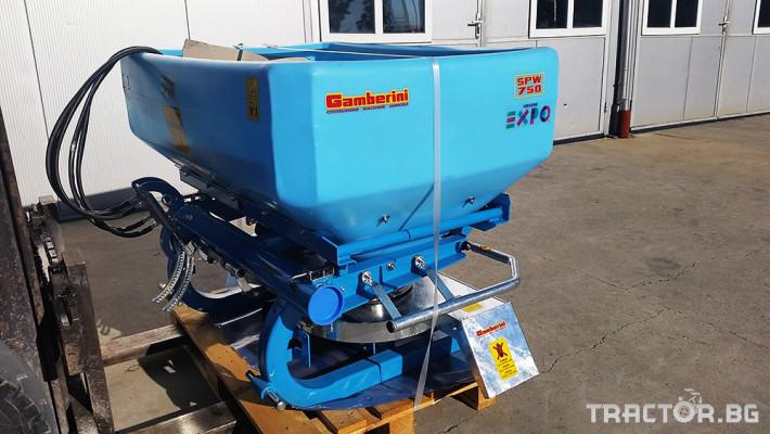 Торачки Торачка GAMBERINI модел SPW serie EXPO 3