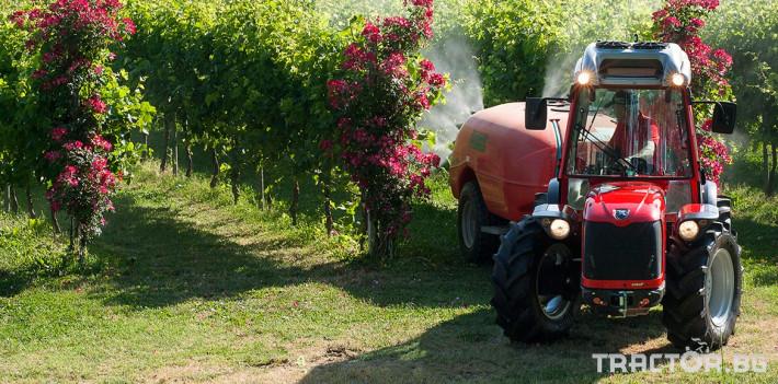 Трактори Antonio Carraro TX-TRX ERGIT S 0 - Трактор БГ
