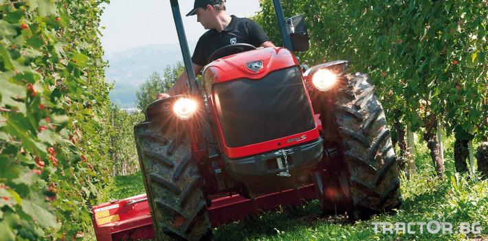 Трактори Antonio Carraro TX-TRX ERGIT S 1 - Трактор БГ