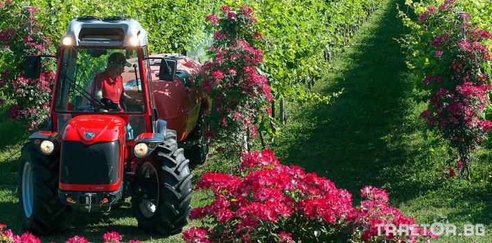 Трактори Antonio Carraro TX-TRX ERGIT S 5 - Трактор БГ