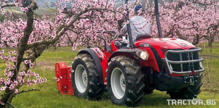 Трактори Antonio Carraro TX-TRX ERGIT S 2 - Трактор БГ