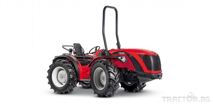Трактори Antonio Carraro TX-TRX ERGIT S 3 - Трактор БГ