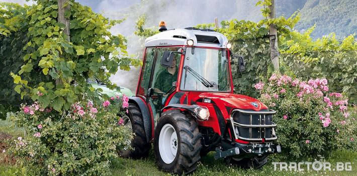 Трактори Antonio Carraro TX-TRX ERGIT S 4 - Трактор БГ