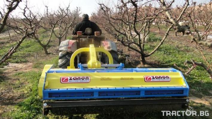 Мулчери Шредер Zanon TFB усилен среден тип 120 - 300 см. 0 - Трактор БГ