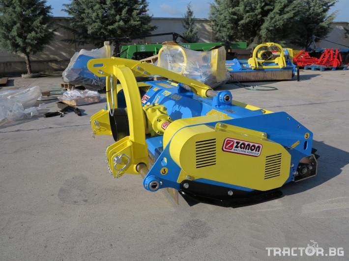 Мулчери Шредер Zanon TFB усилен среден тип 120 - 300 см. 3 - Трактор БГ
