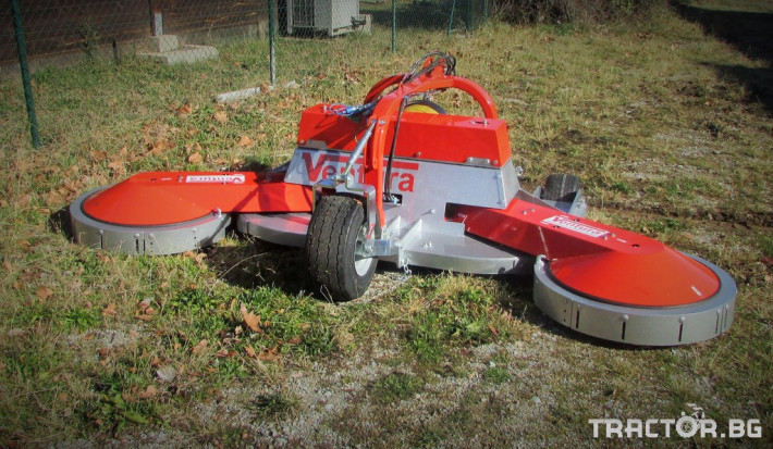 Косачки Косачка VENTURA модел S.H.A.S. - COOPER 6