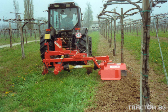 Машини за лозя / овошки Лозаро овощарска фреза с автоматично хидравлично отклоняваща се секция SL1 0