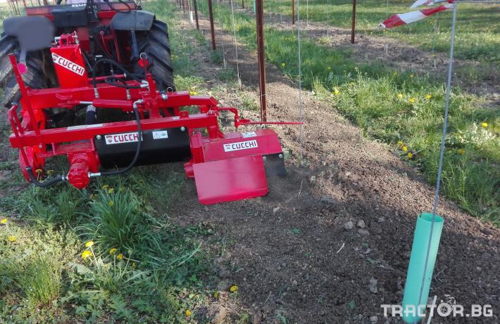 Машини за лозя / овошки Лозаро овощарска фреза с автоматично хидравлично отклоняваща се секция SL1 2