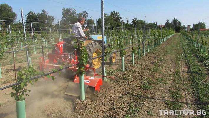 Машини за лозя / овошки Лозаро овощарска фреза с автоматично хидравлично отклоняваща се секция SL1 4