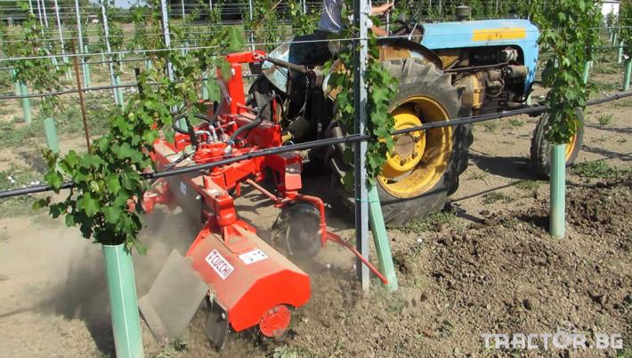 Машини за лозя / овошки Лозаро овощарска фреза с автоматично хидравлично отклоняваща се секция SL1 5