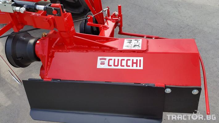Машини за лозя / овошки Лозаро овощарска фреза с автоматично хидравлично отклоняваща се секция SL1 8