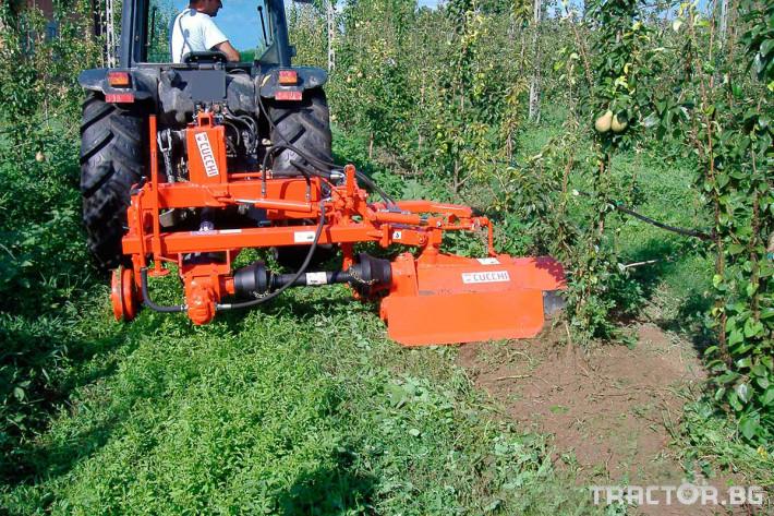 Машини за лозя / овошки Лозаро овощарска фреза с автоматично хидравлично отклоняваща се секция SL1 10