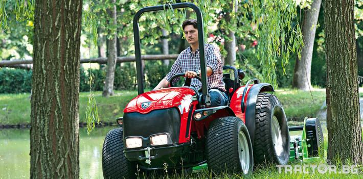 Трактори Antonio Carraro TIGRE 4400F 2