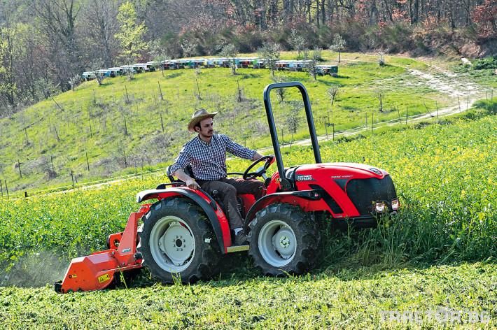 Трактори Antonio Carraro TIGRE 4400F 4