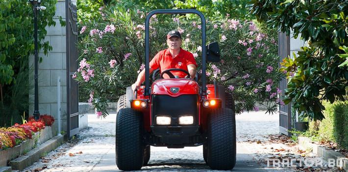 Трактори Antonio Carraro TIGRE 4400F 8