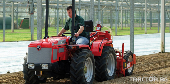 Трактори Antonio Carraro TIGRONE 5800 3