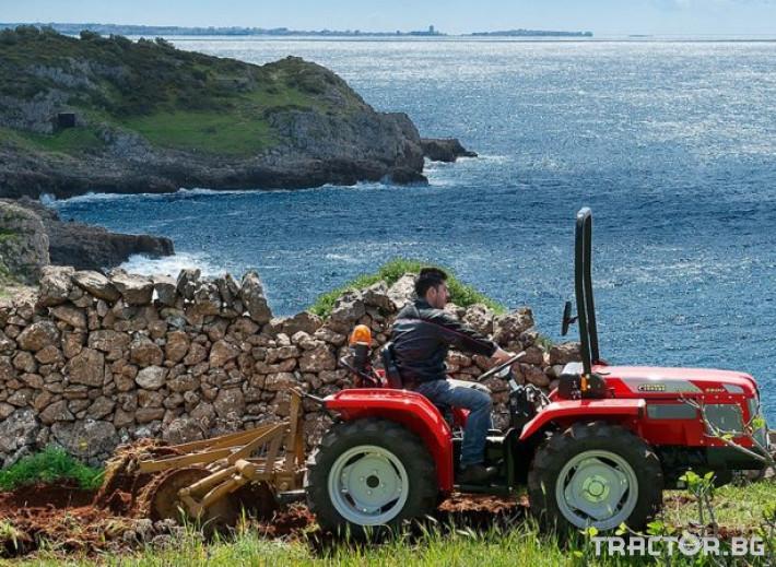 Трактори Antonio Carraro TIGRONE 5800 1