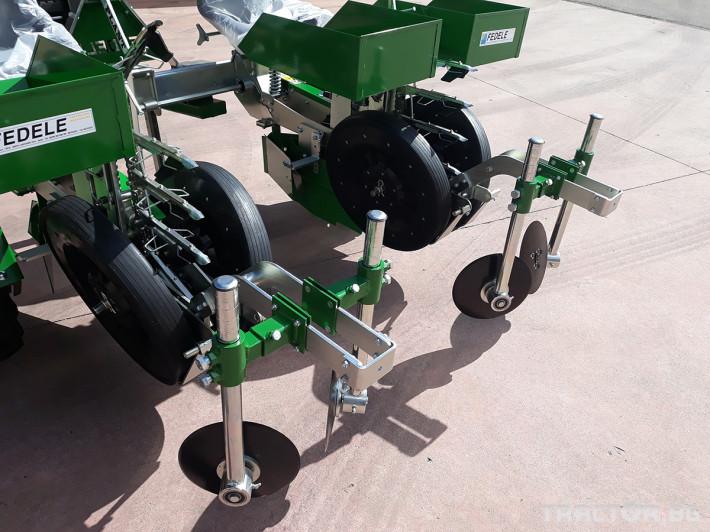 Машини за зеленчуци Разсадопосадачна машина за лавандула PLANT 3