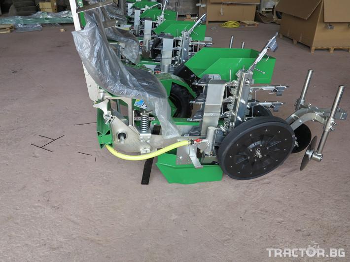 Машини за зеленчуци Разсадопосадачна машина за лавандула PLANT 10