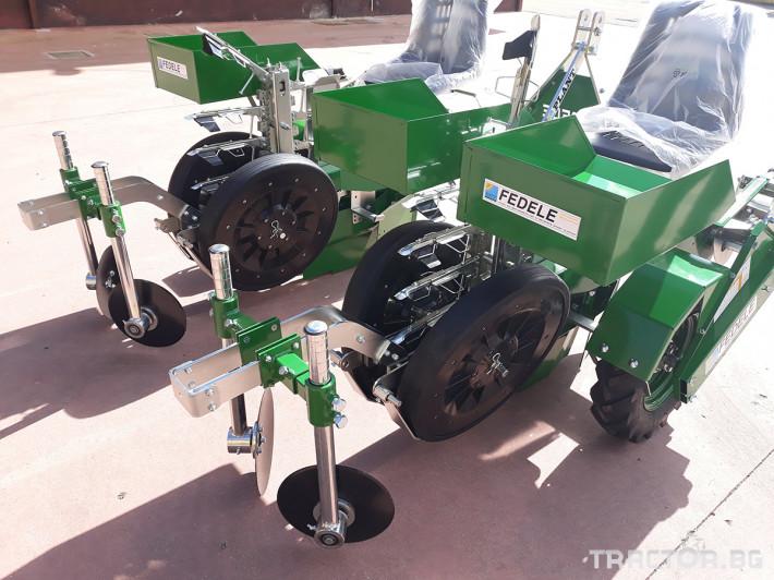 Машини за зеленчуци Разсадопосадачна машина за лавандула PLANT 5