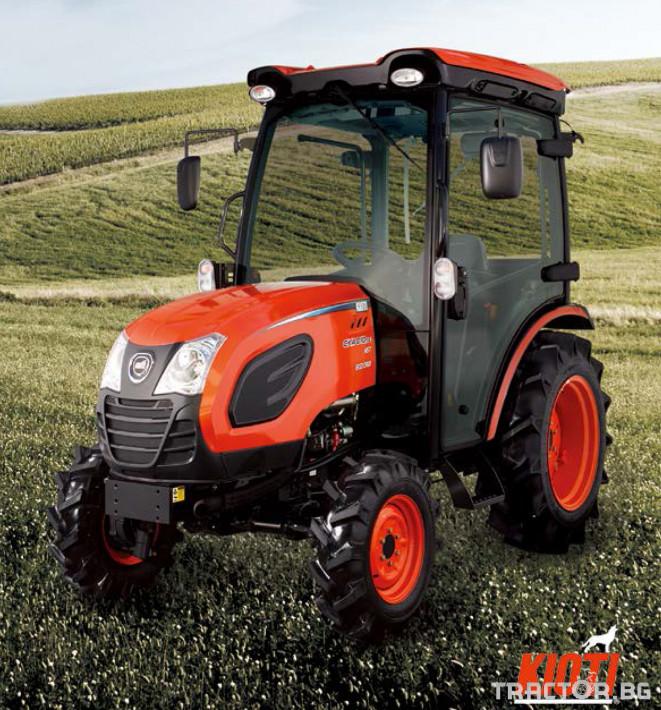 Трактори Kioti модел CK3510 9