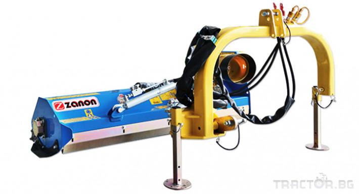 Мулчери Шредер TMJ GARDEN лек тип с голямо странично изместване 0 - Трактор БГ