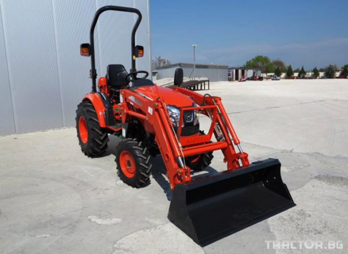 Трактори Kioti CK 2810 2 - Трактор БГ