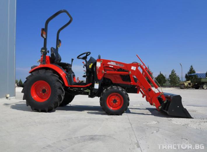 Трактори Kioti CK 2810 3 - Трактор БГ