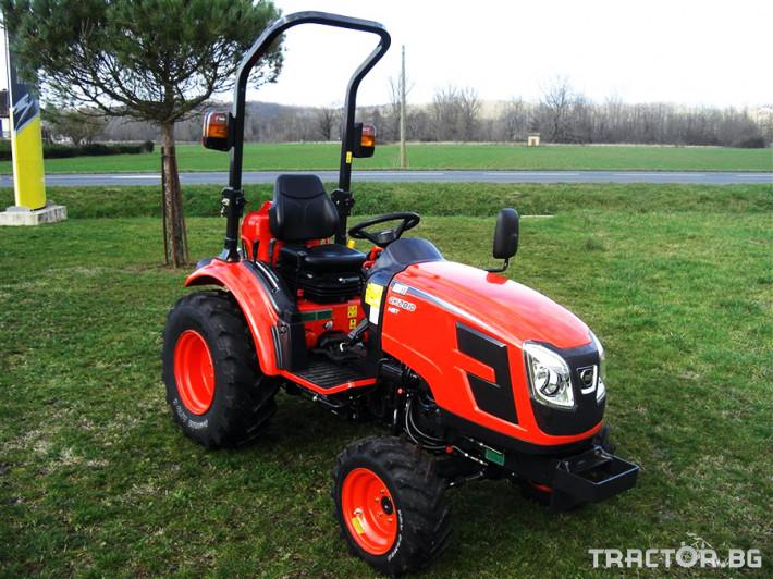 Трактори Kioti CK 2810 1 - Трактор БГ
